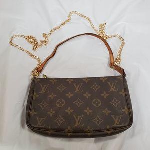 Authentic Louis Vuitton Pochette Accessories bag